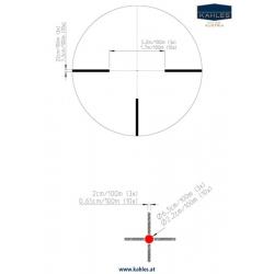 Kahles Helia 3 3-10x50i Abs 4-Dot