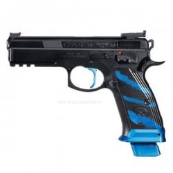CZ75 SP01 Schadow BOA Blau