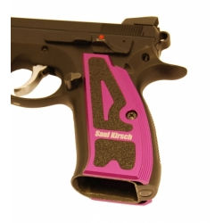 DAA CZ SP01 Aluminum Thin grips Purple