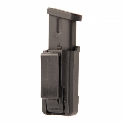 BLACKHAWK MAGAZINHALTER DOUBLE ROW 9MM/.40 MATTE FINISH BLACK