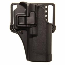 CQC SERPA Holster RH für Walther P99 und Walther PPQ 4 und 5 Zoll Black