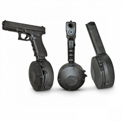 16872 50 Schuss Trommelmagazin für Glock 9mm