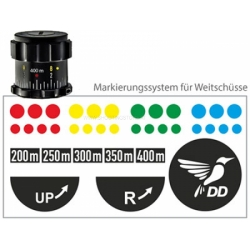 DDoptics Nachtfalke III 5-30x50 Tactical MilDot mit I FIBER