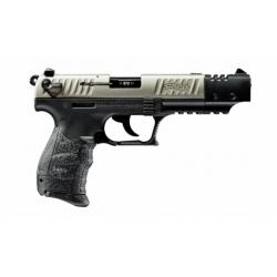 512.01.10 Walther P22Q Target Nickel Kal 22LR