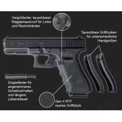 Glock 17 Gen 4 9x19