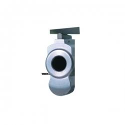Centra 2 Stufen Drehkorn für S&W 686 Breite 3,2 mm