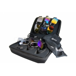 DAA Optics Pro-Set (3 Rahmen, 6 Wechselgläser)