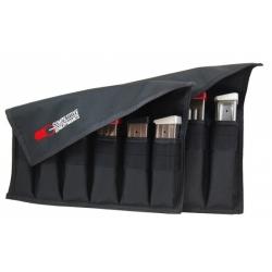CED Magazin Aufbewahrungs und Transporttasche für 6 kurze Magazine