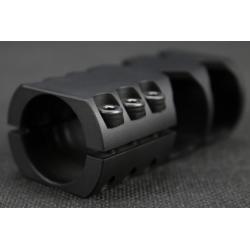 "Mündungsbremse  Muzzle brake Cal .30 1//2/"" 20 UNF Mercury Howa Savage"